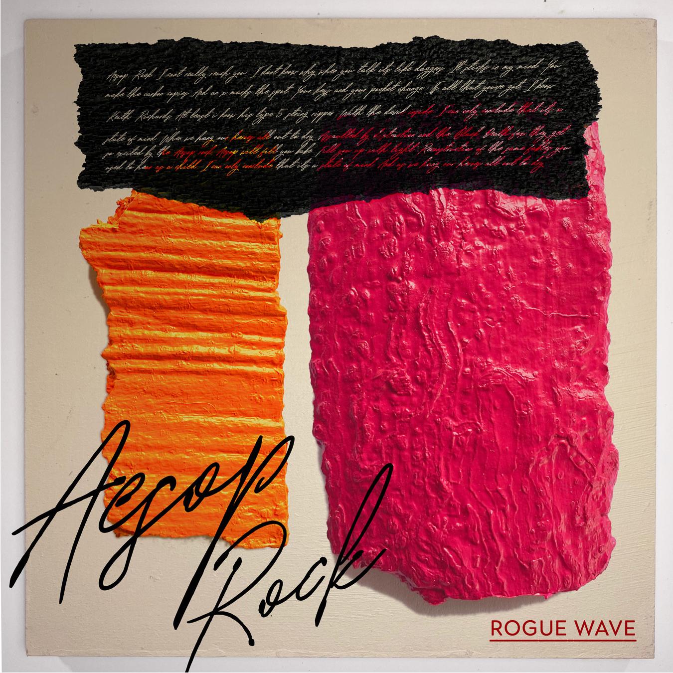 Rogue Wave - Aesop Rock